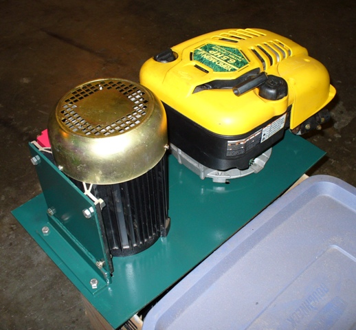 Lawn Tractor Generator : Economy pmg gen