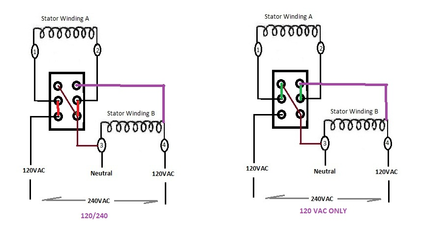 DPDT-Selector Basic Volt Rv Wiring Diagrams on